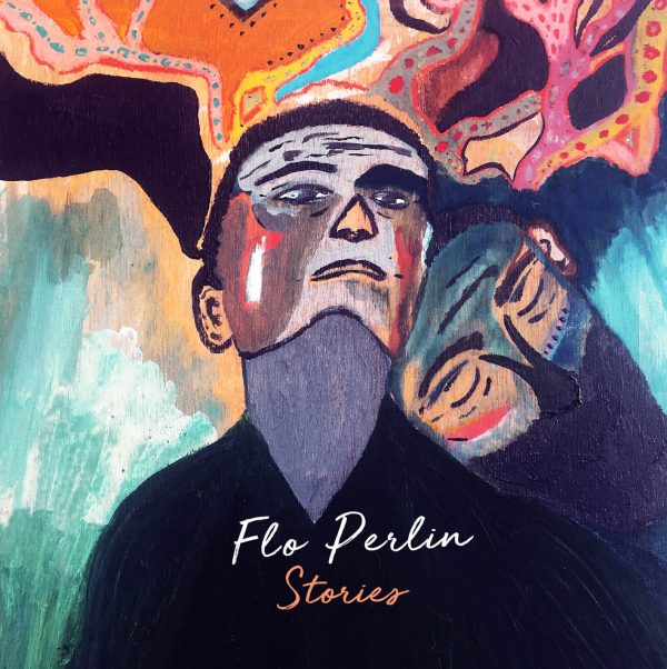 Flo Perlin Stories EP Cover Art