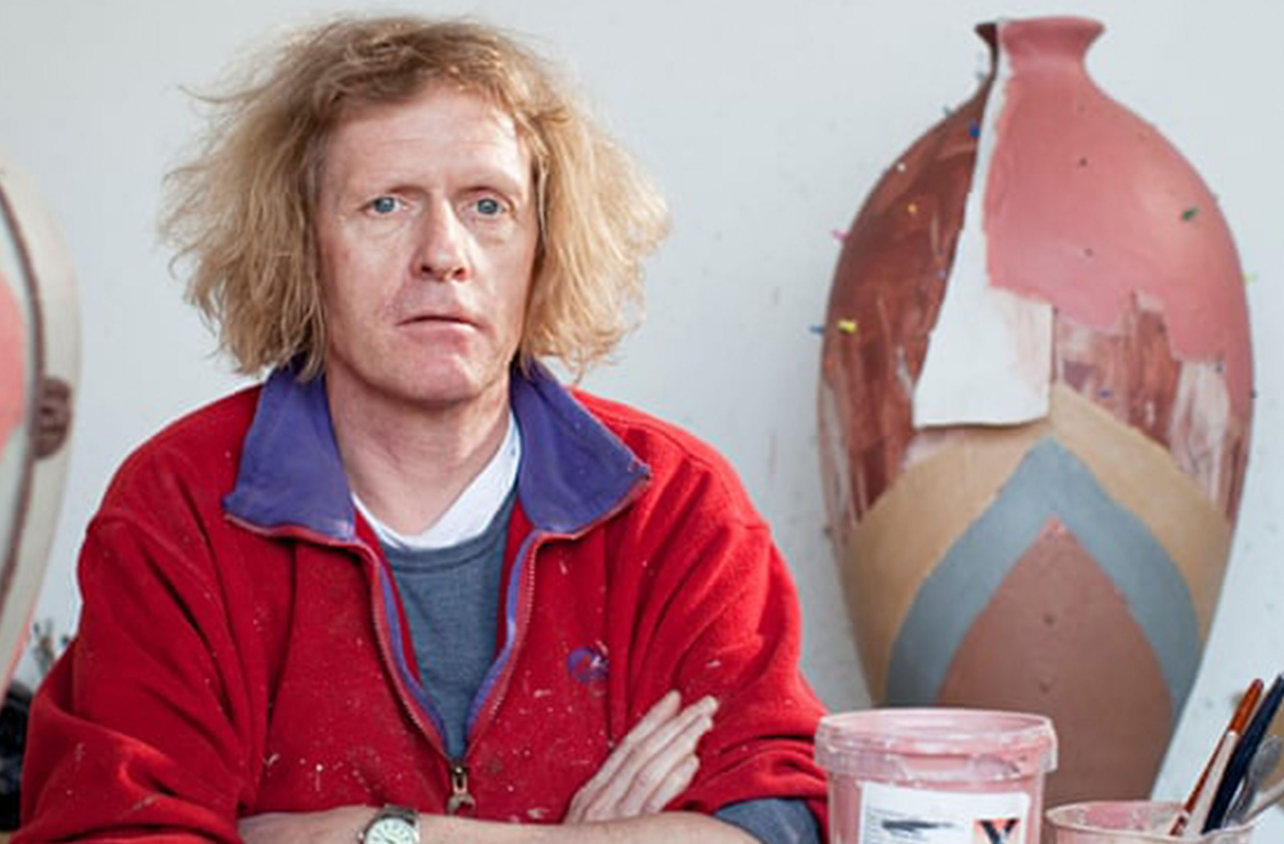 ceramicist Grayson Perry